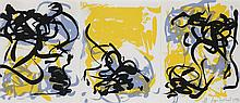 JOAN MITCHELL Little Weeds I (Triptych).