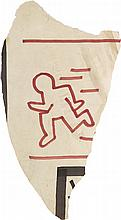 KEITH HARING Untitled.