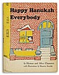 MAURICE SENDAK. Chanover, Hyman and Alice. Happy Hanukah Everybody.