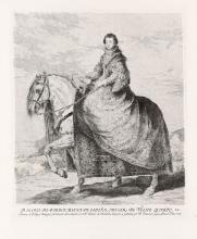 FRANCISCO JOSÉ DE GOYA Isabel de Bourbon.