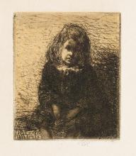 JAMES A. M. WHISTLER Little Arthur.