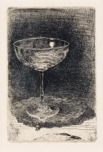 JAMES A. M. WHISTLER The Wine Glass.