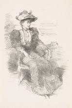 JAMES A. M. WHISTLER A Portrait: Mildred Howells.