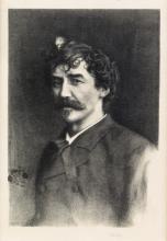 THOMAS R. WAY Whistler with the White Lock.