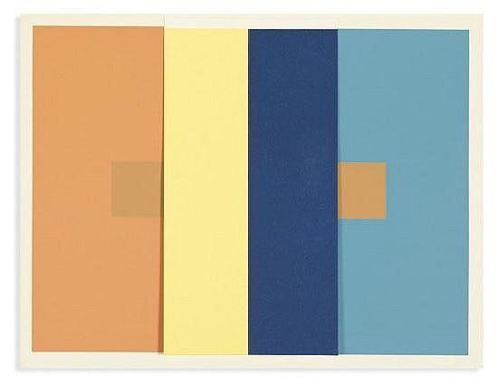 ALBERS, JOSEF. The Interaction of Color.