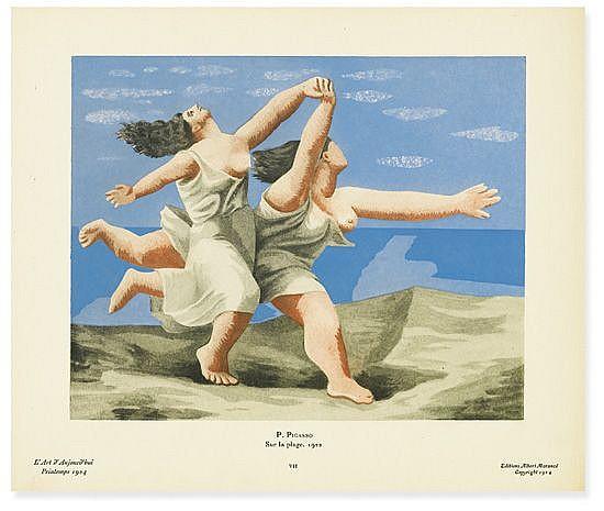 (ART JOURNALS.) Morancé, Albert; publisher. L'Art d'Aujourd'hui.