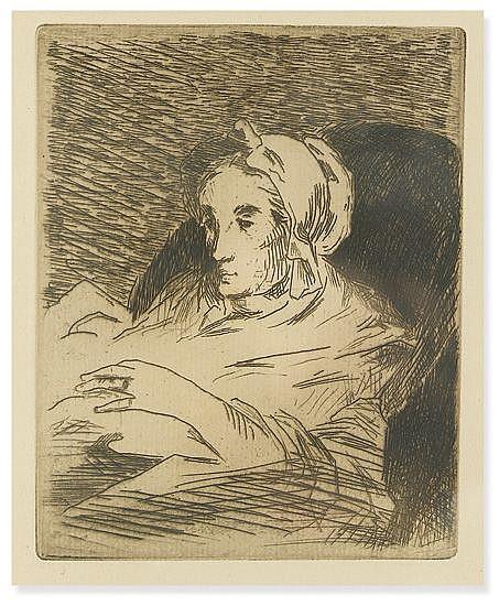 (MANET, EDOUARD.) Bazire, Edmond. Manet.