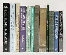 ENGLISH FURNITURE DESIGN    John Morley,   'Regency Design, Gardens, Buildings and Inter