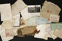 BROWNING, Robert:Two Autograph letters,Signed, both on '19, Warwick Crescent' headed paper and bot