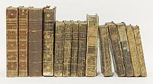 BINDING, ETC, INCLUDING:1. Scott, W: Tales of my Landlord, Second Series.  Four volumes. 1818, 1st