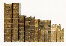 LATIN AND GREEK, ETC:1.  Marci Tullii Ciceronis: Opera, quae supersunt, omnia.  Four parts in two v