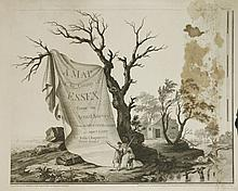 John Chapman and Peter Andre,Map of the County of Essex From an Actual Survey Taken in 1772 and 177