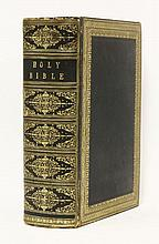 FINE BINDING:The Imperial Family Bible, Containing The Old and New Testaments,Blackie and Son, 185
