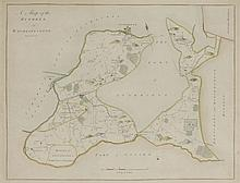 Seventeen late 18th/early 19th century 'Map of the Hundreds' maps,Various chartographers including