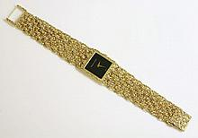 A gentlemen's 18ct three colour gold, Bueche-Girod