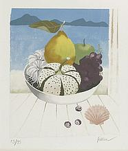 *Mary Fedden RA (1915-2012)  TRESCO STILL LIFE