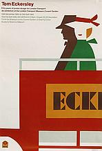 *Tom Eckersley (1914-1987)  FIFTY YEARS OF POS