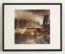 *Chris Garnham (1958-1989)  LOTUS EATERS, 1984