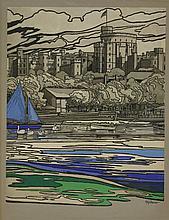 Kay Stewart (20th century)  WINDSOR CASTLE - D