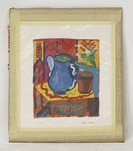 Henry Miller (American, 1891-1980)  STILL LIFE