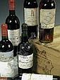 [ Wine ] Chateau Margaux, 1969, (12 bottles)