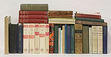 FIELDING, Henry:  A quantity of mainly modern books by or about Henry Fielding     (qty)