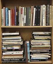 LEWIS, John and Griselda (ART AND ILLUSTRATED REFERENCE BOOKS):  The Working Library,  Including approximately 100 works (some signed), and almost all have J LewisÉs bookplate    (qty)