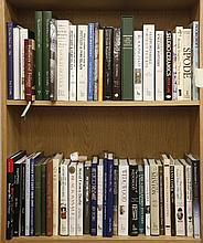 LEWIS, John and Griselda (POTTERY, PORCELAIN, ETC):  The Working Library, including twenty-three works by them,   A very large collection, 300-400 works (some signed), and almost all have J LewisÉs bookplate    (qty)