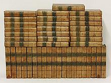The Modern Part of an Universal History, from the Earliest Account of Time Compiled from Original Writers By the Authors of the Antient Part: Forty-two volumes. 1783. Contemporary full calf. CONDITION: Spines little faded and chipped; o/w G+ (42)