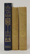 1. RACKHAM, Arthur (Illustrator); Wagner, R: The Ring of the Niblung. Two volumes. The Rhinegold and the Valkyrie. Heinemann, 1912, 3rd. Impression. Siegfried and the Twilight of the Gods. Heinemann, 1911, 1st edn. Original publishers matching gilt