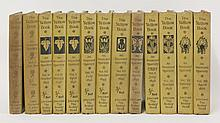 BEARDSLEY, Aubrey (Editor):  The Yellow Book,  An illustrated quarterly, 13 volumes (all published), 1894-1897, 1st. edn.  CONDITION: Three with spine little darkened; light foxing; on the whole a very good set   (13)