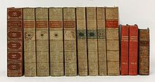 BINDING: 1. Layard, A H: Discoveries in the ruins of Babylon. 1853, 1st. Illustrations and maps; 2. Russell, W: History of Modern Europe. Four volumes. 1837. CONDITION: G+; 3. Hallam: View of the state of Europe during the Middle Ages. Three volumes.