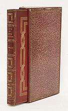 NIMROD, Charles Apperley:  The Life of John Mytton,  Ackermann, 1837.  With hand coloured plates.  CONDITION: Beautiful full leather binding (little rubbed); o/w VG