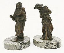 After Giambologna,probably 17th century, a pedlar