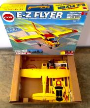COX 1980'S? E-Z FLYER GAS OPERATED AIRPLANE