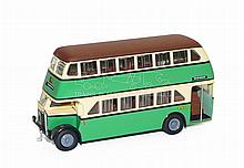 Trux diecast Double Decker Bus