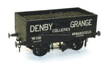 1-gauge 4-wheel Coal Wagon