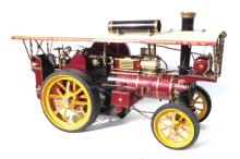 Live steam large scale Showman's Engine