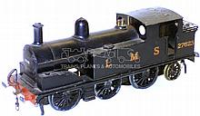 Leeds O-gauge 12V LMS 0-6-2 Tank Locomotive