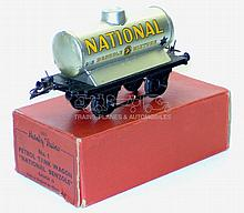 Hornby O-gauge No. 1 Petrol Tank Wagon