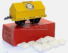 Hornby O-gauge Cement Wagon
