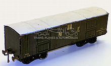 Leeds O-gauge LNER High Capacity Bogie Van