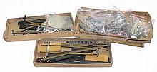 Two sets of Bassett-Lowke O-gauge Points Kits