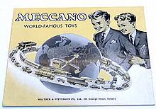 1950 Meccano Products Catalogue
