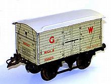 Hornby Series O-gauge GW Mica Van