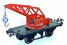 Hornby Series O-gauge Crane Truck