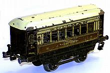 Hornby Series O-gauge No. 1 Pullman Coach