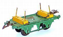 Hornby Series O-gauge No. 1 Lumber Wagon
