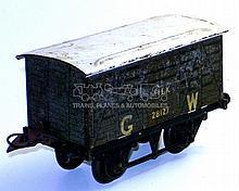 Hornby Series O-gauge No. 0 Van