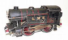 Hornby O-gauge clockwork No. 1 Tank Locomotive